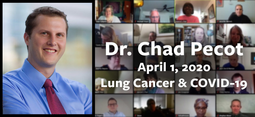Lung Cancer & COVID-19 Livestream