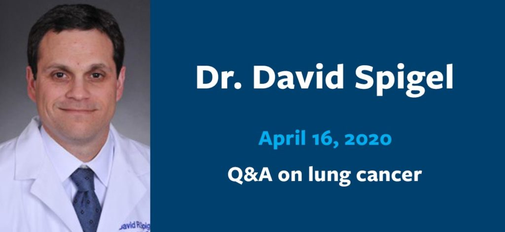 Q&A on Lung Cancer