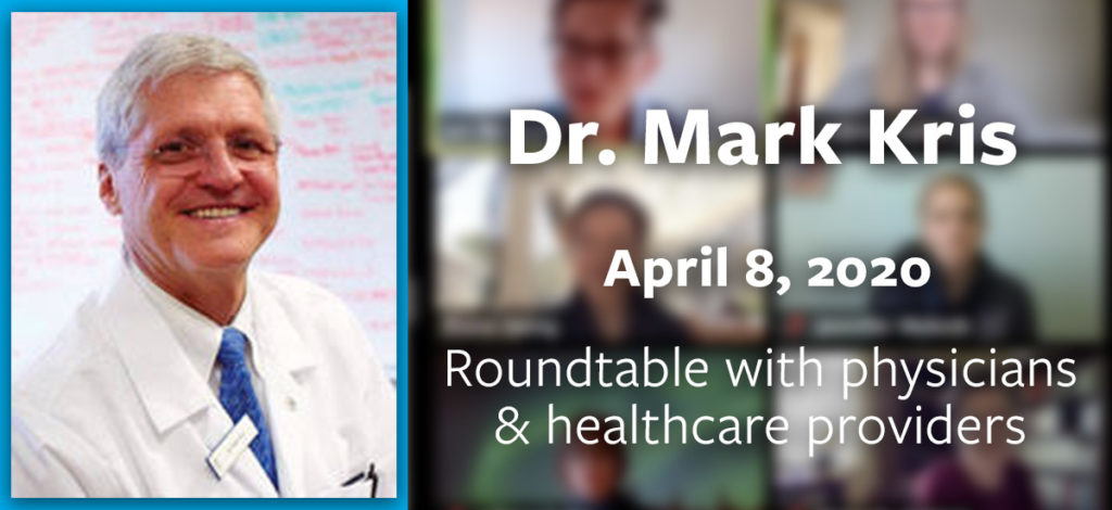 Roundtable with Physicians & Healthcare Providers
