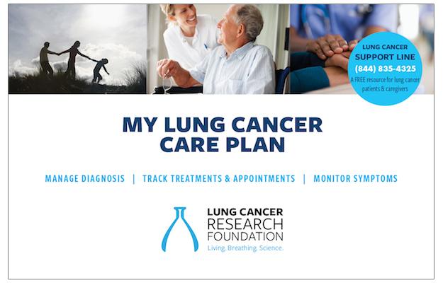 my lung cancer plan