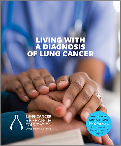Living with a Diagnosis of Lung Cancer
