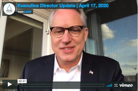 Executive Director Update | April 17