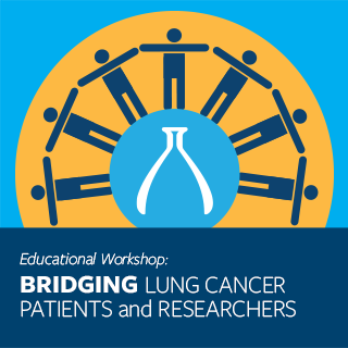 Bridging Lung Cancer Patients and Researchers
