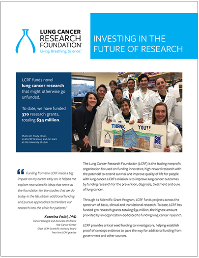 Investing in the Future of Research