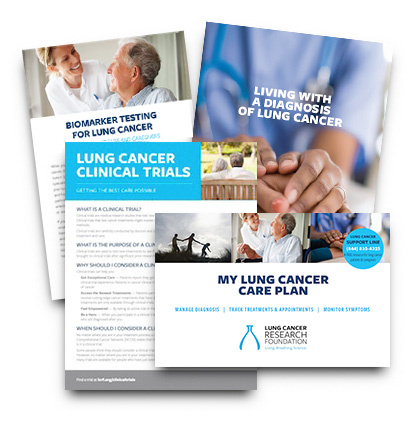 lung cancer resource kit