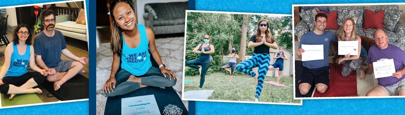 Free to Breathe Yoga